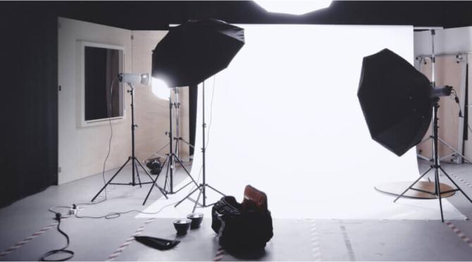 Особенности аренды фотостудии